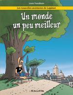 Couverture de Les Nouvelles Aventures De Lapinot : Un Monde Un Peu Meilleur