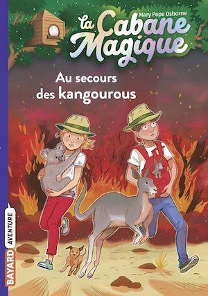 La cabane magique T.19 ; au secours des kangourous