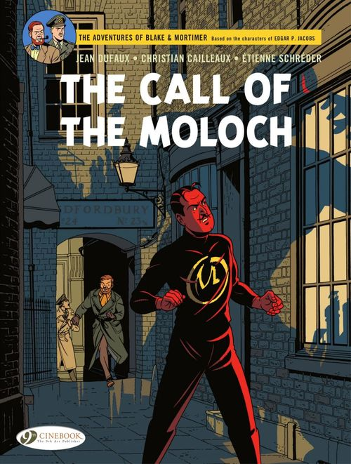 Blake et Mortimer T.27 ; the call of the moloch