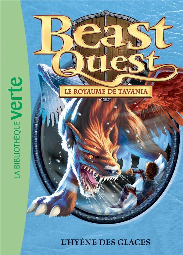 Beast Quest T.46 ; l'hyène des glaces