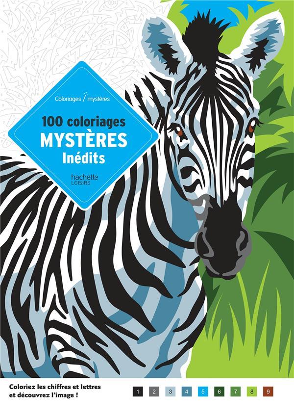 Art Therapie 100 Coloriages Mysteres Inedits Jeremy Mariez Hachette Pratique Papeterie Coloriage Doucet Le Mans