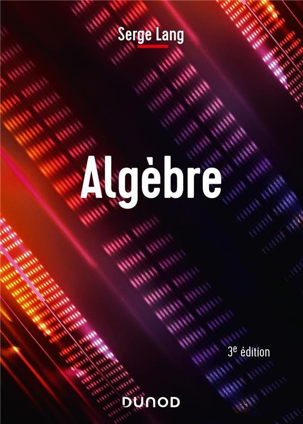 Algèbre (3e édition)