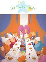 Vente EBooks : Les Trois Fileuses  - Ghislaine Biondi