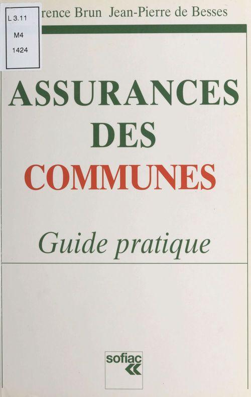 Assurances des communes : guide pratique
