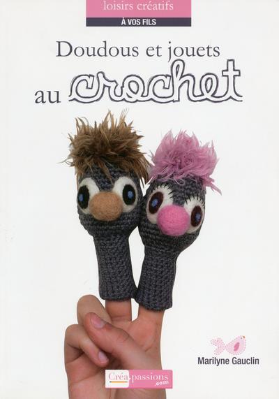 Doudous et jouets au crochet