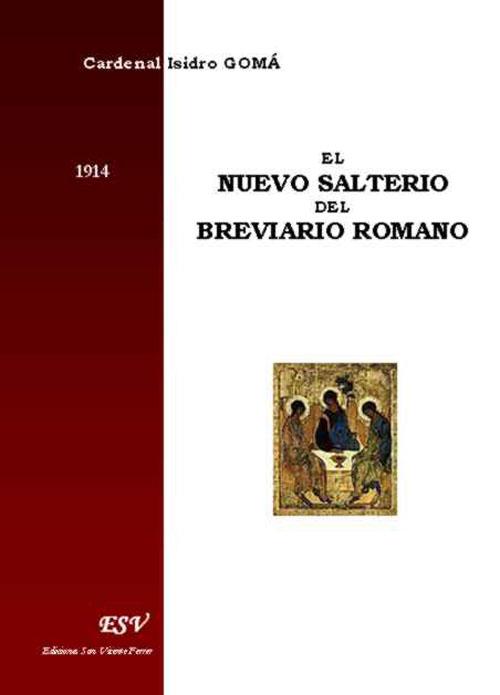 el nuevo salterio del breviario romano