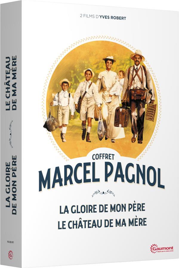 Coffret Marcel Pagnol : La gloire de mon père + Le Château de ma mère