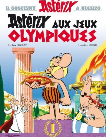 Astérix T.12 ; Astérix aux jeux olympiques