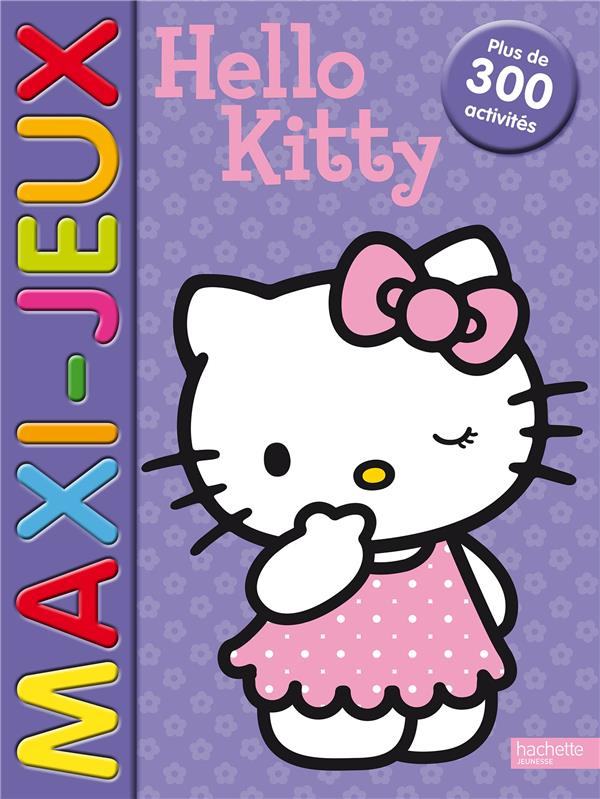 Hello Kitty ; Maxi-Jeux