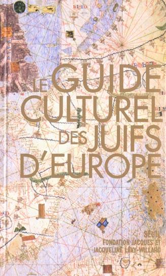Guide culturel des juifs d'europe