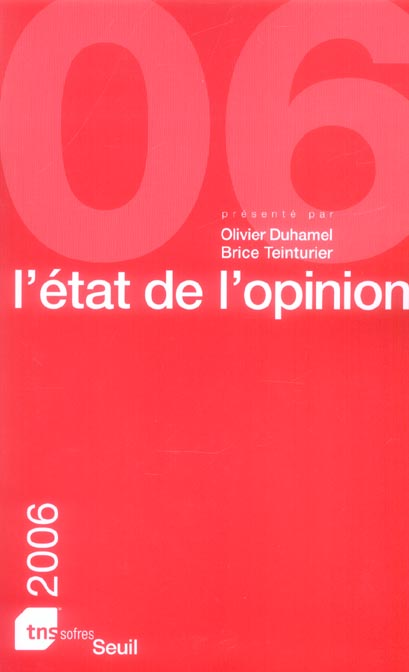L'etat de l'opinion (2006)