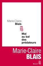 Vente Livre Numérique : Mai au bal des prédateurs  - Marie-Claire Blais