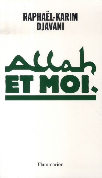 Allah et moi