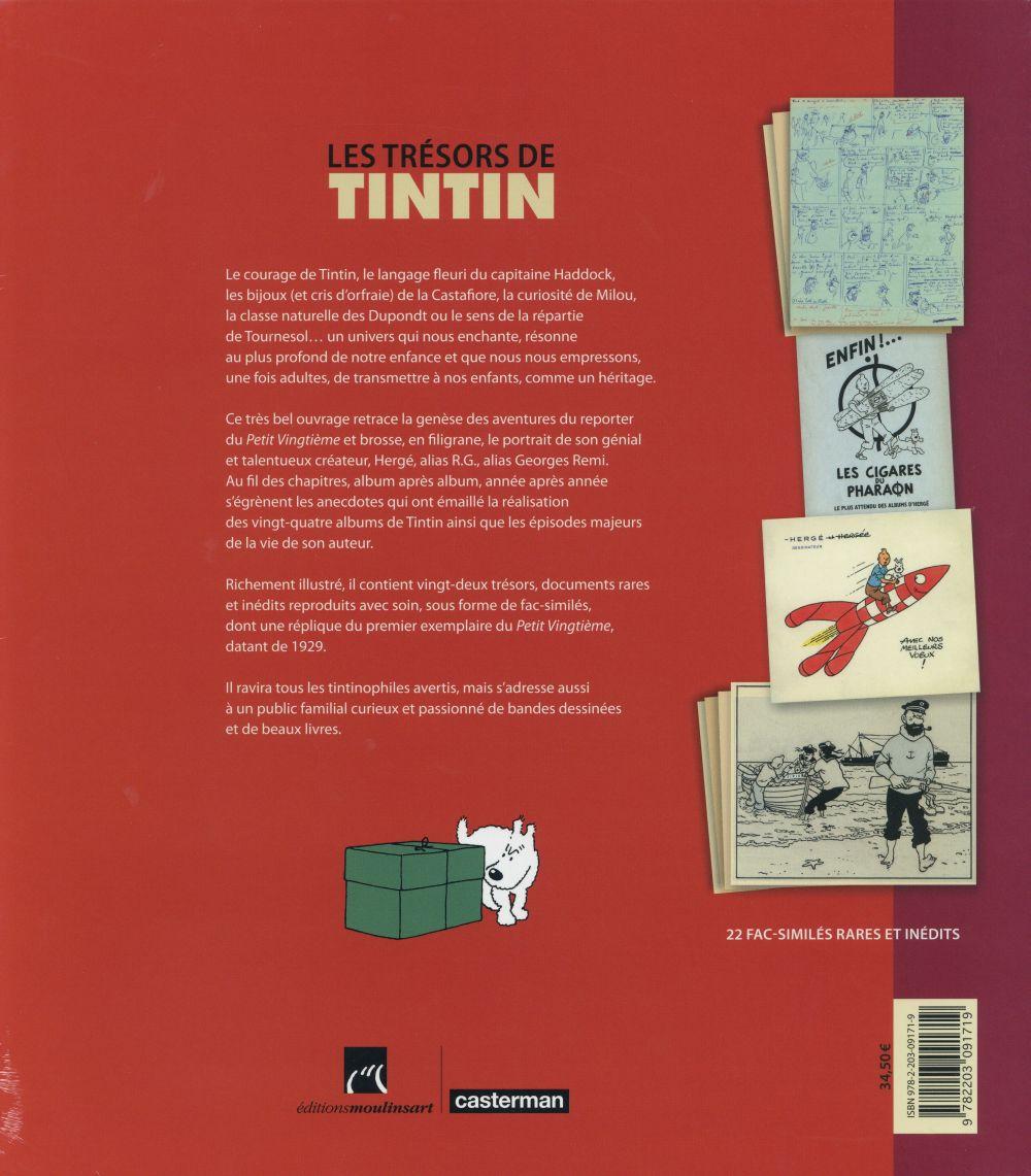 Les trésors de Tintin
