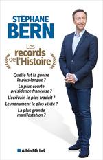 Vente Livre Numérique : Les Records de l'histoire  - Stéphane Bern