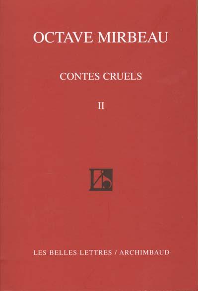 Contes cruels ii