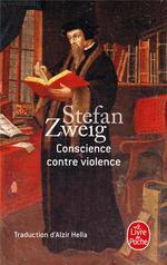 Couverture de Conscience contre violence