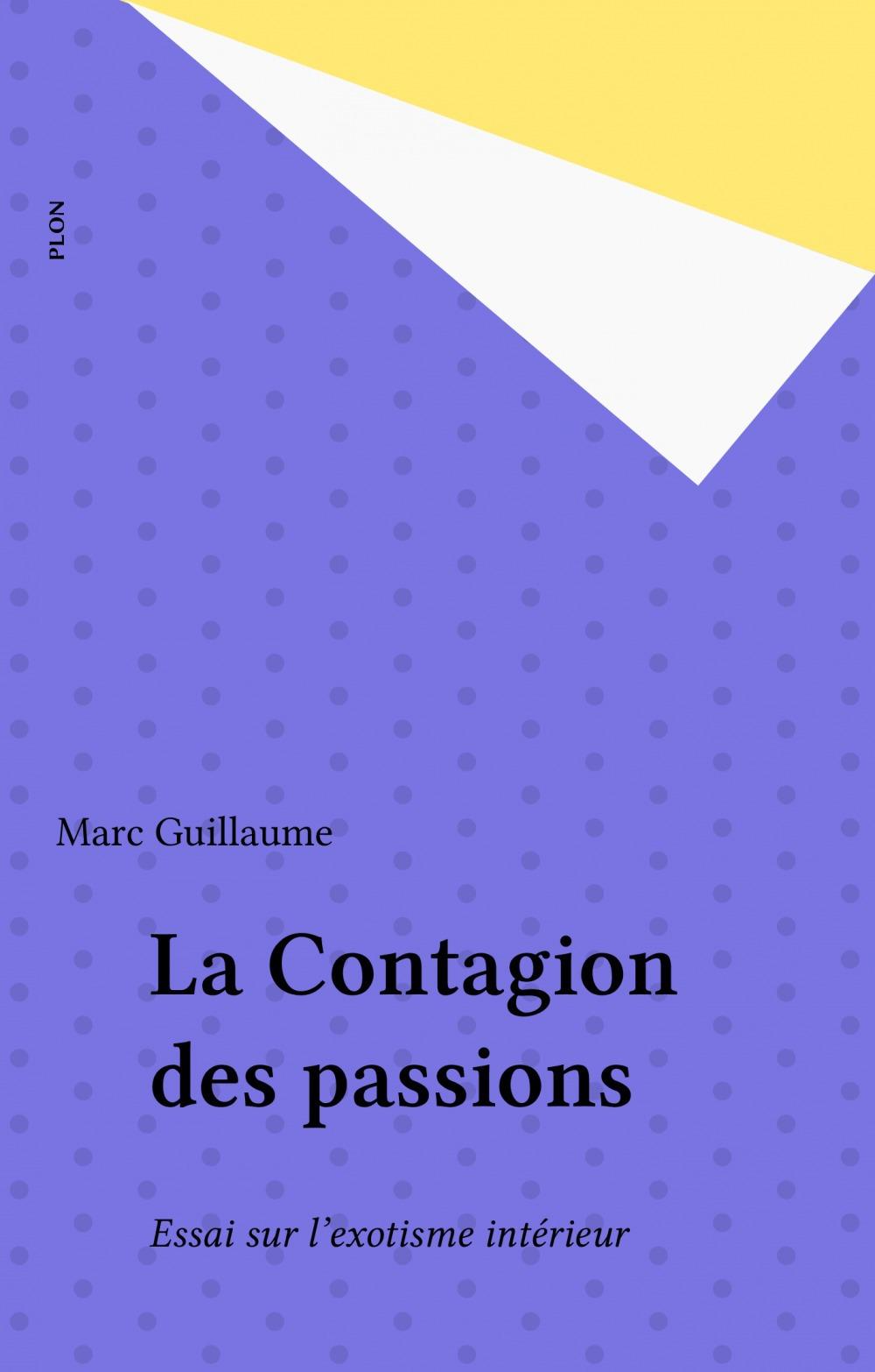 La contagion des passions