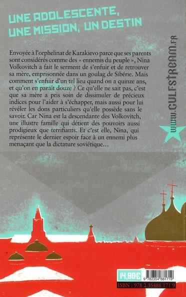 Nina Volkovitch t.1 ; la lignée