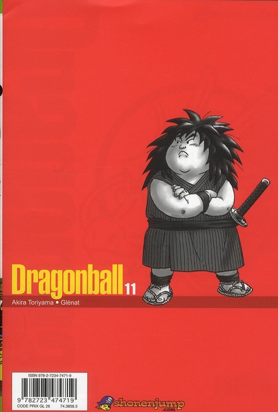 Dragon ball t.11