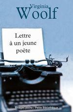 Vente Livre Numérique : Lettre à un jeune poète  - Virginia Woolf