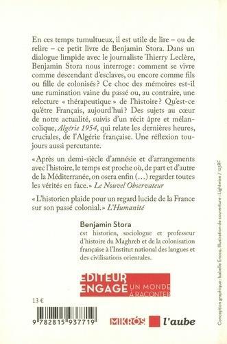 La guerre des mémoires ; Algérie 1954