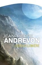 Vente EBooks : Le Dieu de lumière  - Jean-Pierre Andrevon