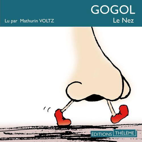 Vente AudioBook : Le Nez  - NICOLAS GOGOL