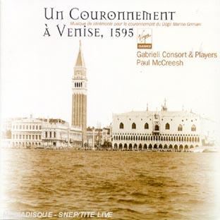 Un Couronnement A Venise, 1595