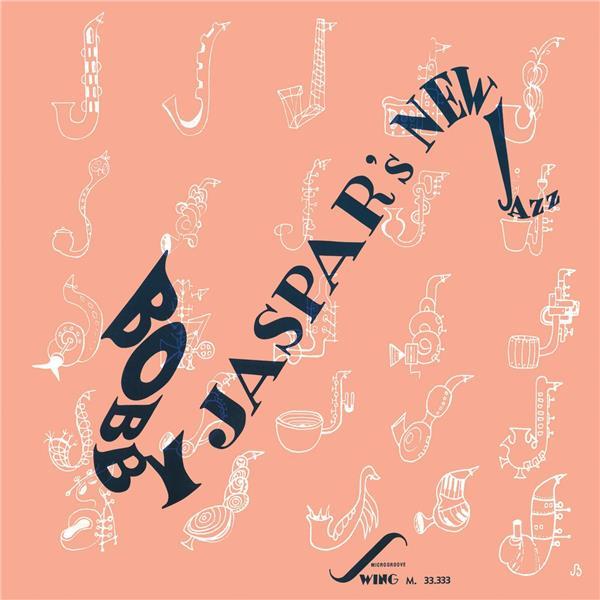 Bobby Jaspar's new jazz