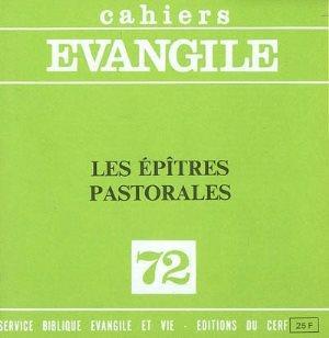 Ce-72. les epitres pastorales