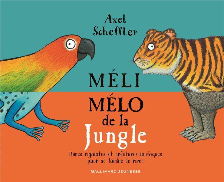 Méli-melo de la jungle