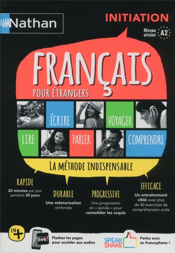 FRANCAIS POUR ETRANGERS  -  FLE  -  A2 (EDITION 2018)