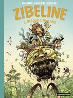 Vente Livre Numérique : Zibeline (Tome 2) - Retour à Tikiland  - Régis Hautière