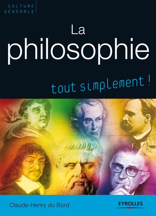 La philosophie tout simplement !