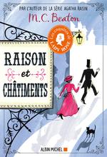 Vente Livre Numérique : Les enquêtes de Lady Rose t.3 ; raison et châtiments  - M. C. Beaton