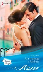 Vente EBooks : Un mariage à Athènes  - Julia James