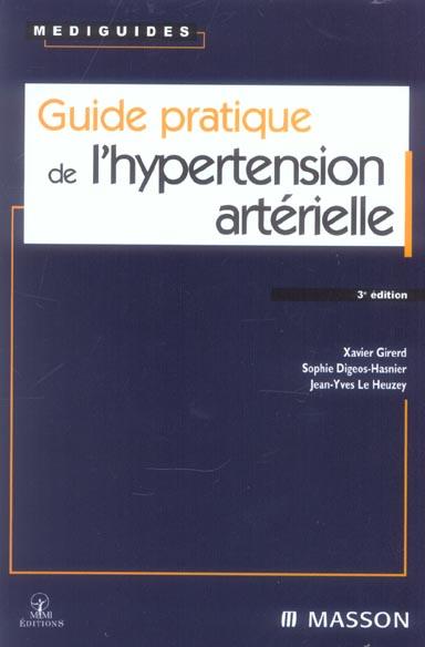 Guide Pratique De L'Hypertension Arterielle