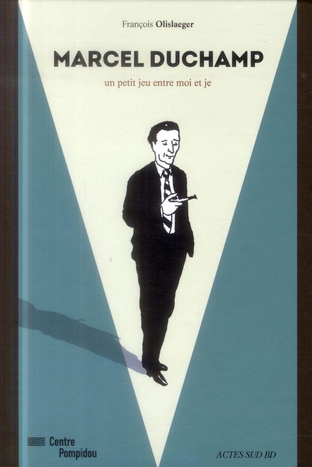 Marcel Duchamp ; un petit jeu entre moi et je
