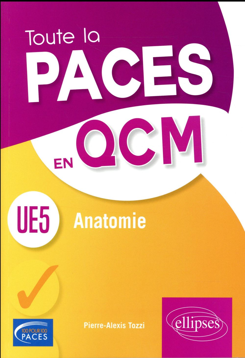 UE5 ; anatomie