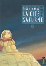 Couverture de La Cite Saturne  - Tome 7