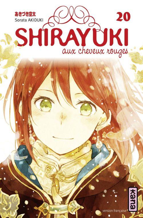 Shirayuki aux cheveux rouges - Tome 20