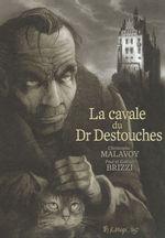 Vente Livre Numérique : La cavale du Dr Destouches  - Louis-ferdinand Céline - christophe Malavoy