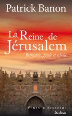 Vente Livre Numérique : La Reine de Jérusalem  - Patrick BANON