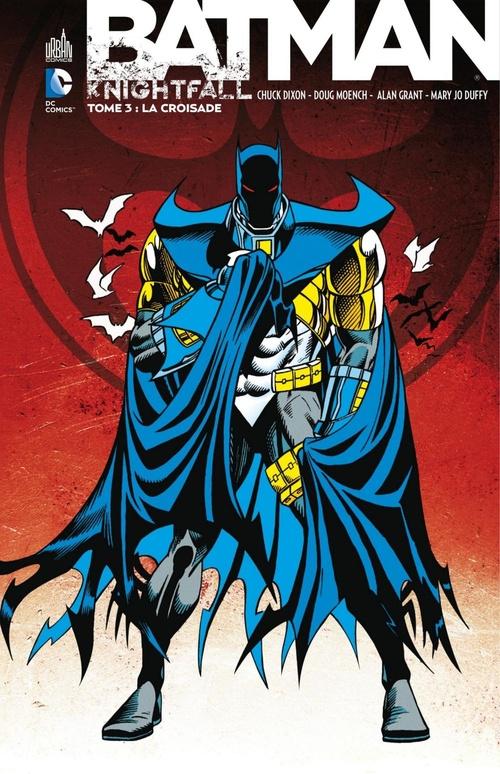 Batman - Knightfall - Tome 3 - Intégrale