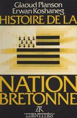 Histoire de la nation Bretonne