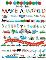Ed Emberley Drawing Book Make A World