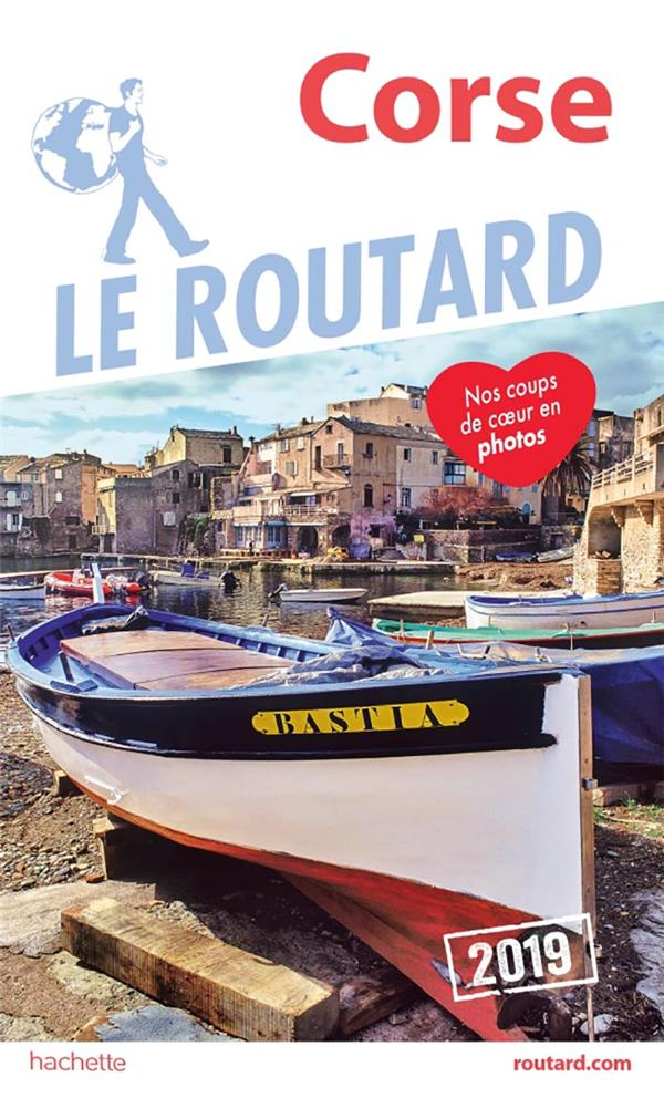 Guide du Routard ; Corse