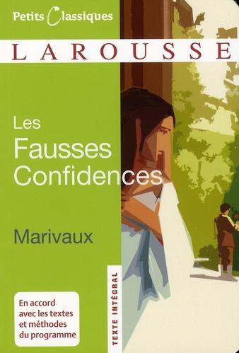 Les fausses confidences (édition 2008)