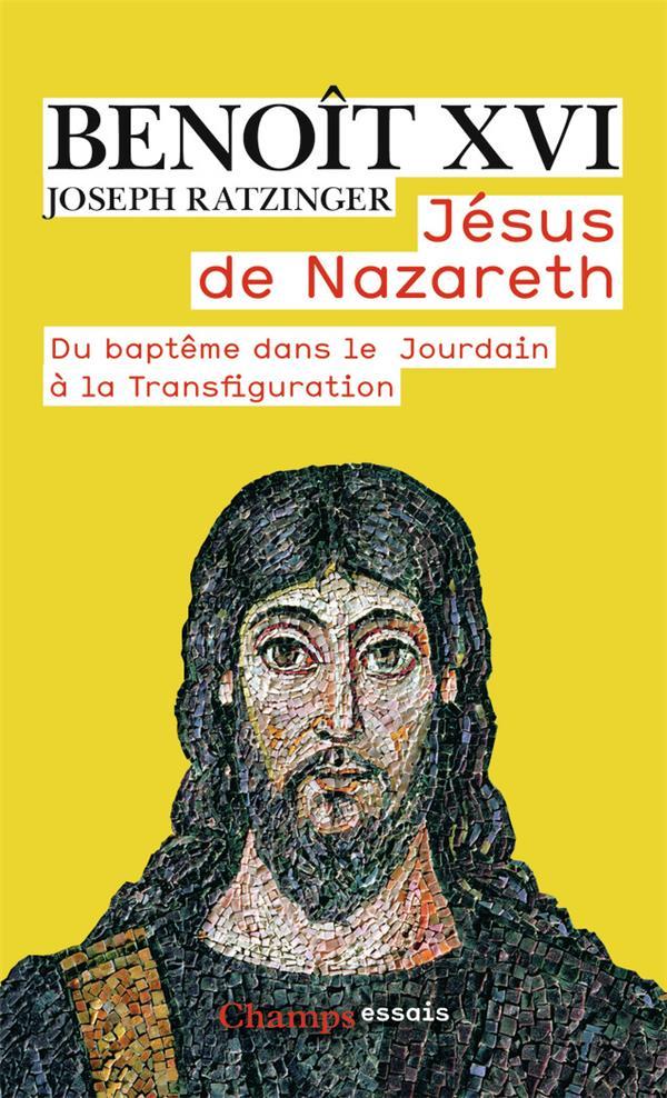 Jésus de Nazareth ; du baptême dans le Jourdain à la Transfiguration